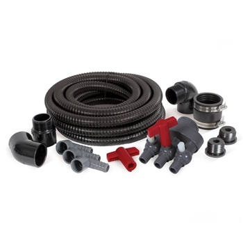 Atlantic Fountain Basin Plumbing Kit- Triple