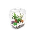 BiOrb Life 15 LED Transparent Aquarium