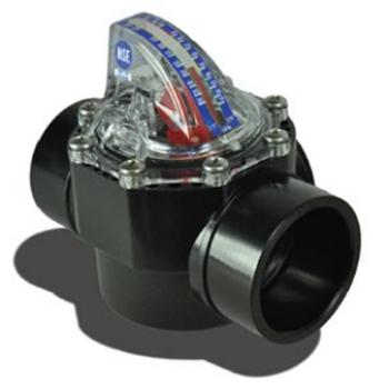 H2Flow Flow Meter Check Valve