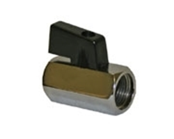 "3/8"" Mini Ball Air Valve (F/F)"