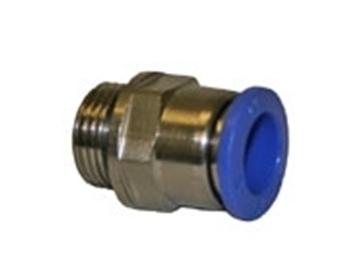 "3/8""BSP Male Stud Connector"