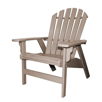 Breezesta Coastal Upright Adirondack Chair