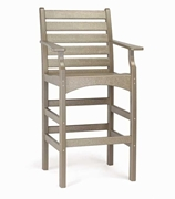 Breezesta Piedmont Captain's Bar Chair
