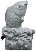 Picture for category Aqua UV Statuary Fish