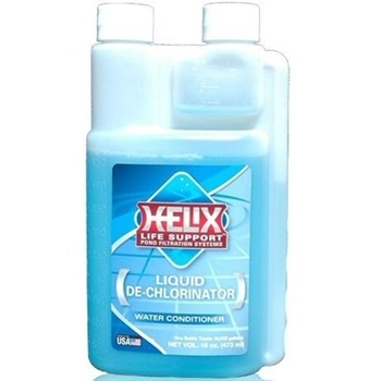 Helix Liquid De-Chlorinator 8 oz