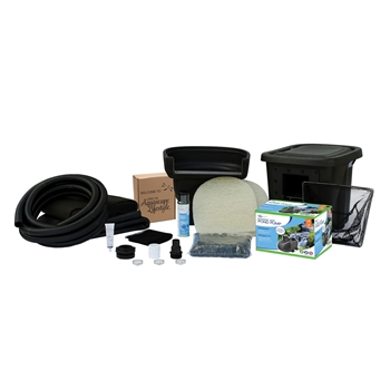 Aquascape 8' x 11' DIY Backyard Pond Kit