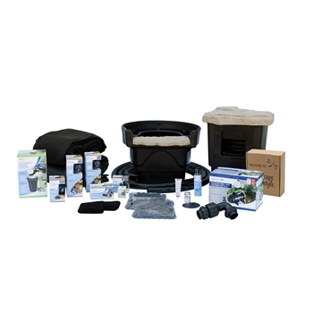 Aquascape Medium 11' X 16' Pond Kit W/ AquaSurge Pro 2000-4000