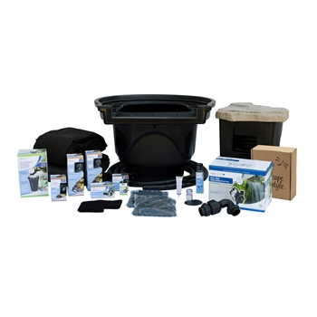 Aquascape Large 21' x 26' Pond Kit - with Tsurumi 9PL Pump