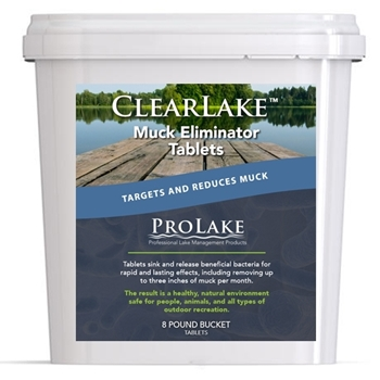 ClearLake Muck Eliminator Tabs