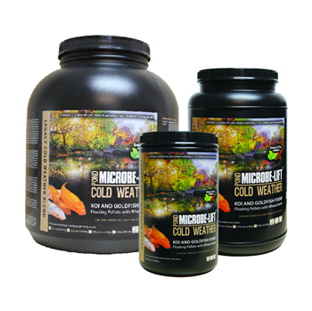 Microbe-Lift Legacy Cold Weather Fish Food