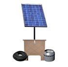 Solaer 1.1 Solar Lake Bed Aeration - 1 Duraplate Diffuser With 100' Self Weighted Tubing