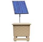 Solaer 1 Solar Lake Bed Aeration - Cabinet Only