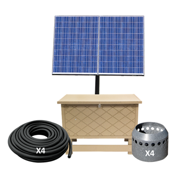 Solaer 2.4 Solar Lake Bed Aeration