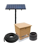 Solaer 1 Solar Lake Bed Aeration